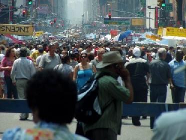 Broadway Street - Open Market