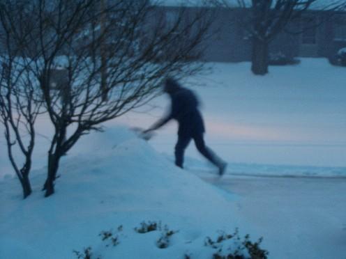Shovel Snow 1
