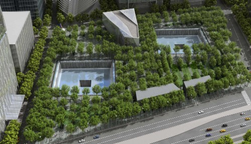 9/11 | Proposed Memorial Quadrant