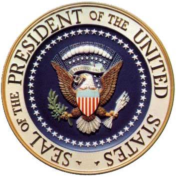 Actual Presidential Seal