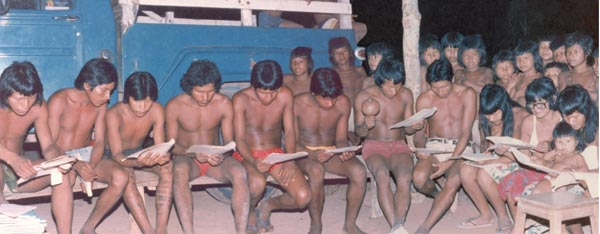 The Canela People of Brazil