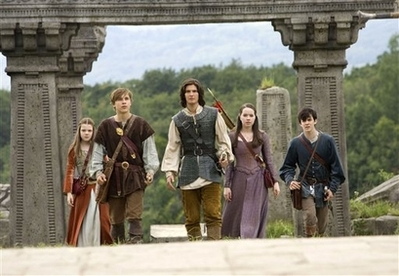 Main Cast of The Chronicles of Narnia: Prince Caspian