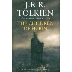 The Children of Hurin, by J.R.R. Tolkien