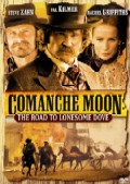 Comanche Moon Early Cover Art