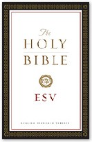 ESV Bible - Hardcover Classic Reference Edition