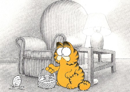 Another Garfield Monday - April