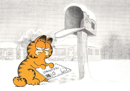Another Garfield Monday - February