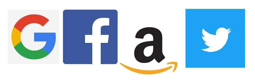 googe-facebook-amazon-twitter
