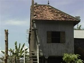 House Split in Two | Cambodian Divorce Settlement