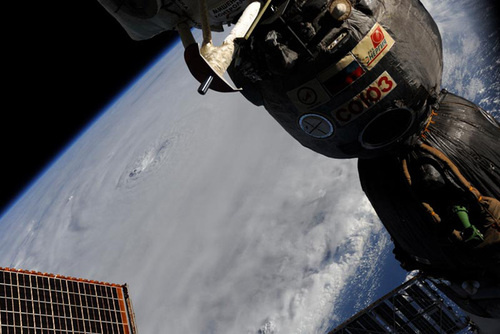Hurricane Earl | September 2010 | International Space Station