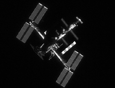 International Space Station - A Visit from Atlantis