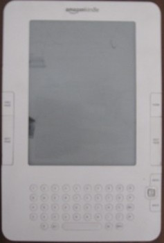 Kindle - Damaged - Front