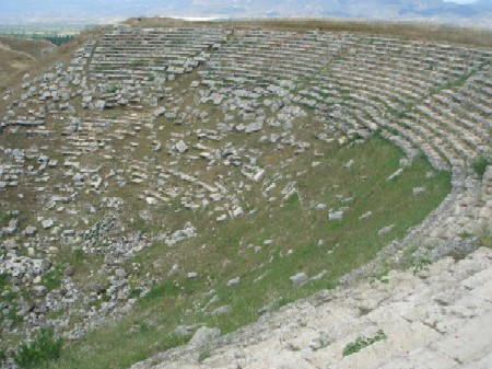 Ampitheater at Laodicea