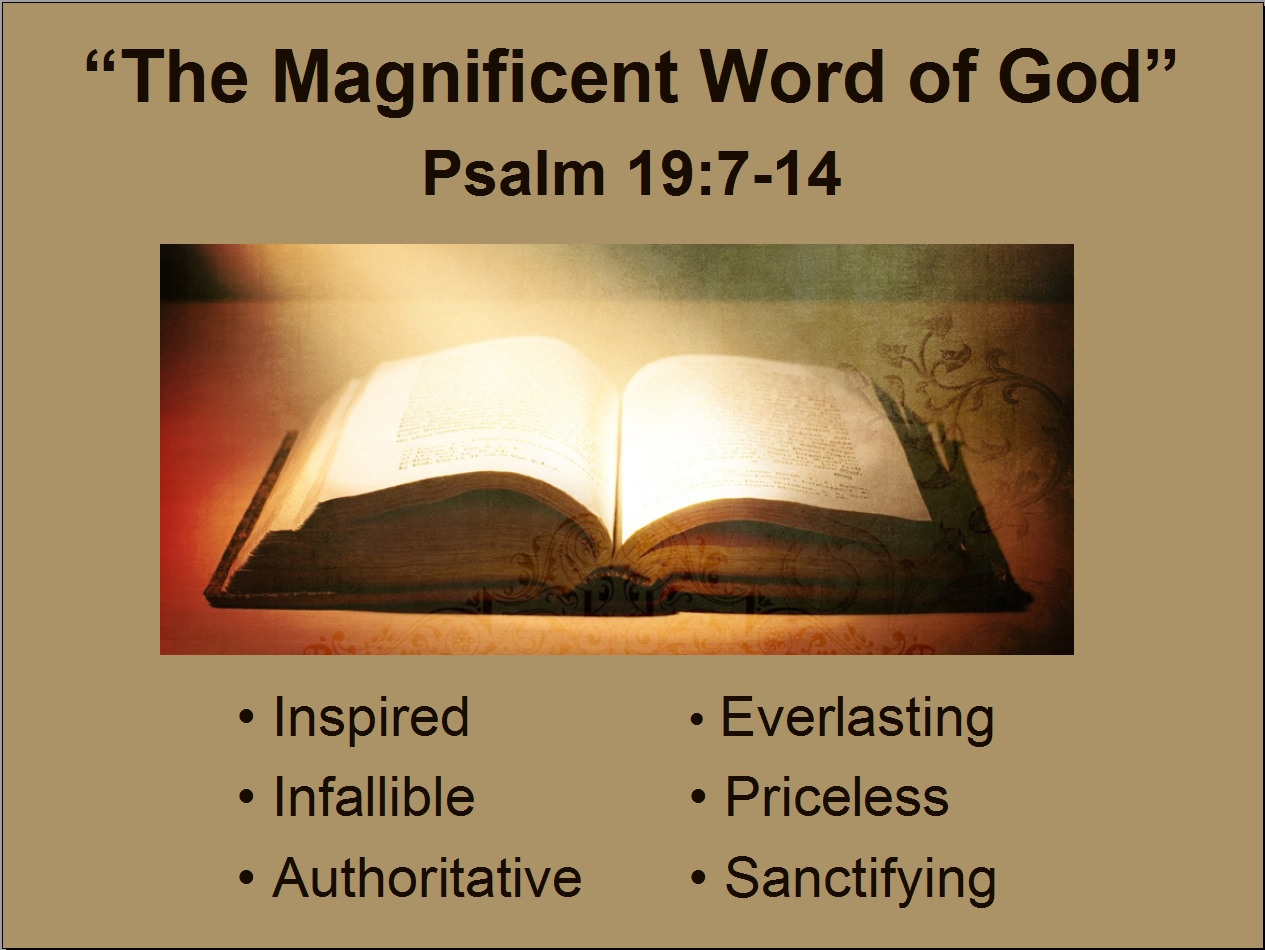 The Magnificent Word of God