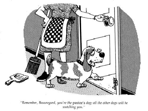 Pastor's Dog