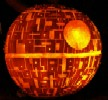 Death Star Pumpkin