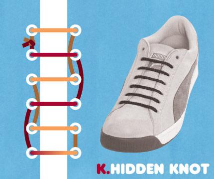 Hidden Knot Pattern