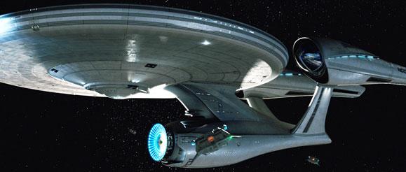 Star Trek Enterprise 2009
