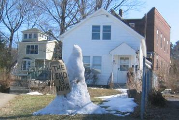 Melting Snowman - The End is Near