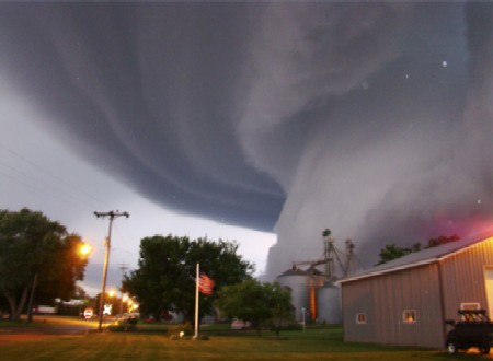 Tornado | Orchard, Iowa | June 10, 2008 | Lori Mehmen